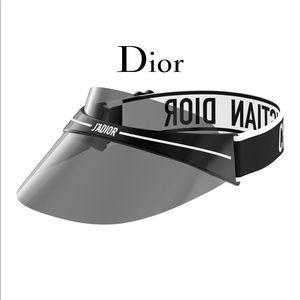 Dior Diorclub1 Grey visor sunglasses